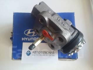 Цилиндр тормозной. Hyundai HD, HD120 Hyundai Aero Двигатели: D6BR, D6DA22, D6DA19