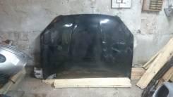 Капот. Nissan Qashqai, J10 Двигатели: MR20DE, HR16DE