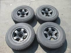 Bridgestone Dueler H/L D683. Летние, 2012 год, износ: 20%, 4 шт