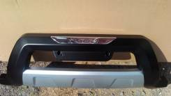 Накладка на бампер. Lifan X60