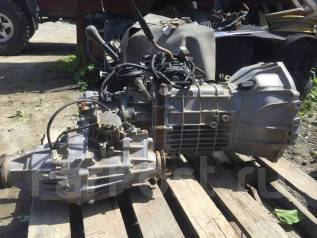 Механическая коробка переключения передач. Toyota Land Cruiser, FJ80, FZJ80, HZJ80, HZJ81, FJ80G, FZJ80G, HDJ81V, HZJ81V, HDJ80, HDJ81 Двигатели: 1HZ...