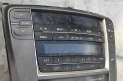Блок управления климат-контролем. Lexus IS250, GSE20, GSE25, GSE21