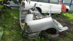Задняя часть автомобиля. Toyota Corolla Fielder, NZE124G, NZE124, ZZE124, ZZE124G Двигатели: 1NZFE, 1ZZFE