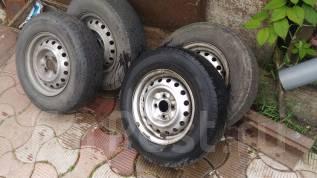 Комплект колёс. x13