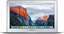 "Apple MacBook Air. 11.6"", 1,6ГГц, ОЗУ 4096 Мб, диск 128 Гб, WiFi, Bluetooth, аккумулятор на 10 ч. Под заказ"