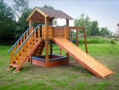 Строим детские площадки