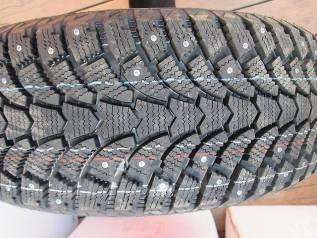 Maxtrek Trek M900. Зимние, шипованные, 2017 год, без износа, 4 шт. Под заказ