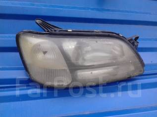 Фара. Subaru Legacy