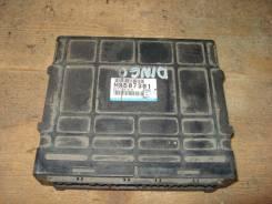 Коробка для блока efi. Mitsubishi Mirage Mitsubishi Dingo