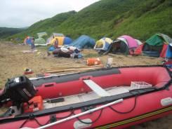 Большой палаточный лагерь. Принимаем любителей палаточного отдыха.