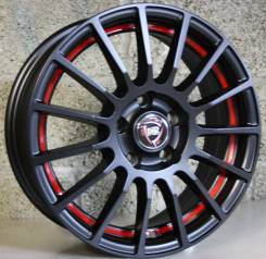 NZ Wheels. 6.5x16, 5x114.30, ET40, ЦО 66,1 мм.