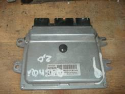 Коробка для блока efi. Nissan Qashqai, J10 Двигатели: MR20DE, HR16DE