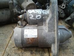 Стартер. Nissan Qashqai, J10 Двигатели: MR20DE, HR16DE