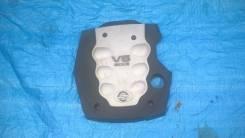 Крышка двигателя. Infiniti M35, Y50 Infiniti M25 Nissan Fuga, PY50, PNY50, GY50, Y50