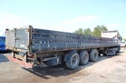 Blumhardt. Полуприцеп бортовой SAL40.24, 27 000 кг.