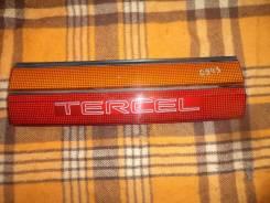 Вставка багажника. Toyota Tercel, EL31 Двигатели: 3E, 3ETE, 3EE