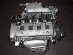 Двигатель в сборе. Toyota Corolla, AE101 Toyota Corona, AT190 Toyota Carina, AT190 Двигатель 4AFE