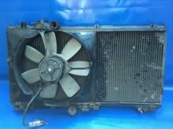 Радиатор охлаждения двигателя. Toyota Tercel, NL50 Toyota Corsa, NL50 Toyota Corolla II, NL50 Toyota Starlet, NP90 Двигатели: 1NT, 1N