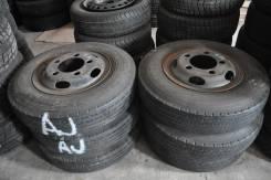 Dunlop SP 185. Летние, 2012 год, износ: 10%, 6 шт