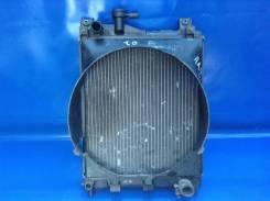 Радиатор охлаждения двигателя. Mitsubishi Pajero Mini, H51A, H56A Двигатель 4A30T