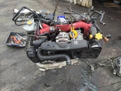 Двигатель в сборе. Subaru Impreza WRX STI, GDB Двигатели: EJ207, EJ25, EJ257, EJ20