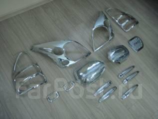 Накладка декоративная. Toyota Land Cruiser Prado, GRJ120, GRJ120W, GRJ121, GRJ121W, GRJ125, GRJ125W, KDJ120, KDJ120W, KDJ121, KDJ121W, KDJ125, KDJ125W...