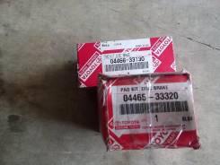 Колодка тормозная. Toyota Camry, ACV30, ACV30L, ACV31, MCV30, MCV30L Двигатели: 1AZFE, 1MZFE, 2AZFE