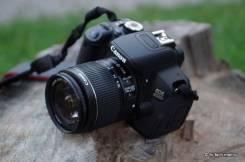 Canon EOS 650D. 20 и более Мп, зум: без зума