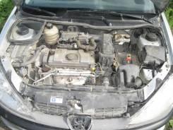 Крышка коленвала передняя Peugeot 206