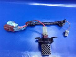 Реостат печки. Honda: Jazz, Fit Aria, Mobilio Spike, Mobilio, Airwave, Fit, City, Partner, City ZX Двигатели: L13A6, L13A5, L13A2, L15A1, L13A1, L12A1...