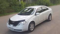 Nissan Primera. Без водителя