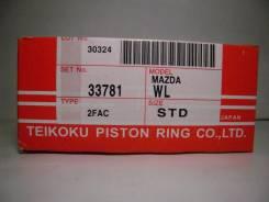 Кольца поршневые. Mazda: Titan, Proceed, Bongo Brawny, B-Series, MPV, J100, Bongo Friendee Двигатель WL