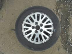 Запасное колесо R15 Toyota 205/65R15. 6.0x15 5x114.30