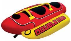 Надувной «банан» Double Dog. Под заказ