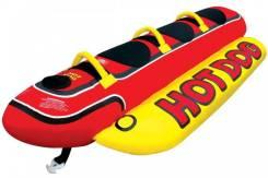 Надувной «банан» Hot Dog. Под заказ