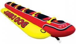 Надувной «банан» Jumbo Dog. Под заказ