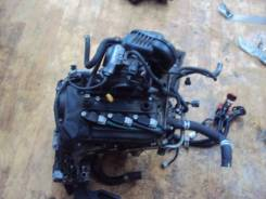 Двигатель в сборе. Suzuki Alto Двигатель K6A