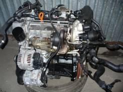 Двигатель в сборе. Volkswagen Touran Двигатель CAVC