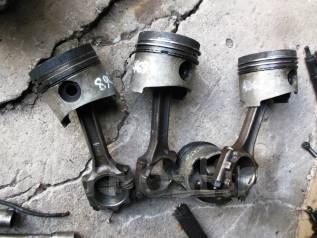 Поршень. Mitsubishi: Mirage, Eterna, Galant, RVR, Libero, Chariot, Lancer Двигатель 4D68