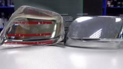 Накладка на зеркало. Toyota Land Cruiser, UZJ200W, VDJ200, J200, URJ202W, GRJ200, URJ200, URJ202, UZJ200