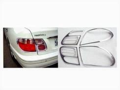 Накладка на стойку. Nissan Sunny, B15 Nissan Almera, N16 Nissan Sentra