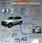 Накладка на стойку. Toyota Land Cruiser, UZJ100