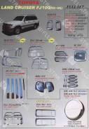Накладка на стойку. Toyota Land Cruiser, UZJ100W, UZJ100, UZJ100L