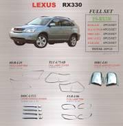 Накладка на стойку. Lexus RX330 Lexus RX300 Toyota Harrier