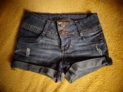 Шорты джинсовые. Рост: 122-128 см