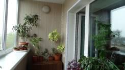 4-комнатная, улица Можайского 31. ж,д, вокзал, частное лицо, 75кв.м. Вид из окна днём