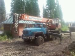 Клинцы КС-55713-3К. Урал Клинцы 2007, 11 150 куб. см., 25 000 кг., 22 м.