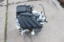 Двигатель в сборе. Nissan Juke, YF15 Двигатель HR16DE