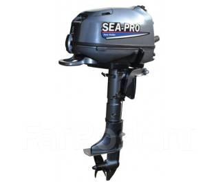 Sea-Pro. 5,00л.с., 4-тактный, бензиновый, нога S (381 мм), Год: 2017 год. Под заказ