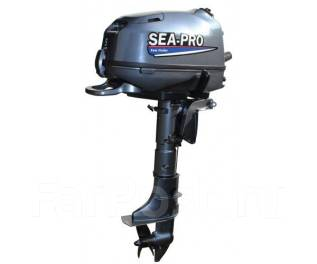 Sea-Pro. 6,00л.с., 4-тактный, бензиновый, нога S (381 мм), Год: 2017 год. Под заказ